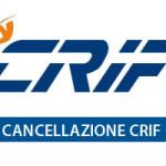 Cancellazione CRIF Cattivi Pagatori