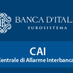 Cattivi pagatori elenco CAI Centrale Allarme Interbancaria