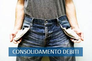 Prestiti di consolidamento debito per cattivi pagatori
