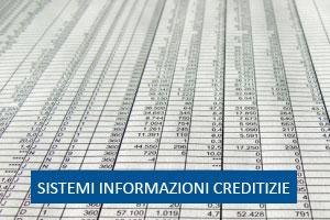 Sistemi di Informazioni Creditizie (SIC)