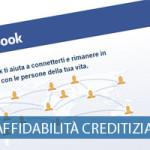 Facebook Valutazione Affidabilità Creditizia